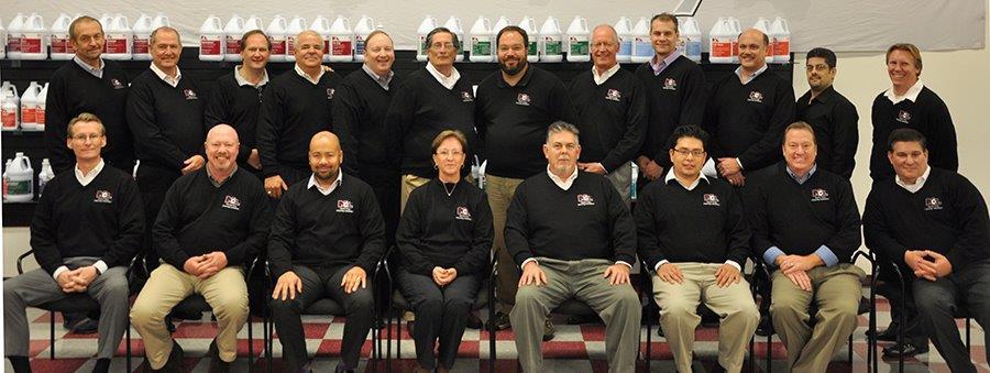 NCL 2014 Sales Personnel