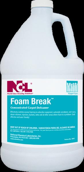 Foam Break Products Ncl
