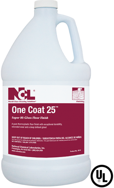 One Coat 25 Products Ncl