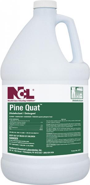 Pine Quat Products Ncl