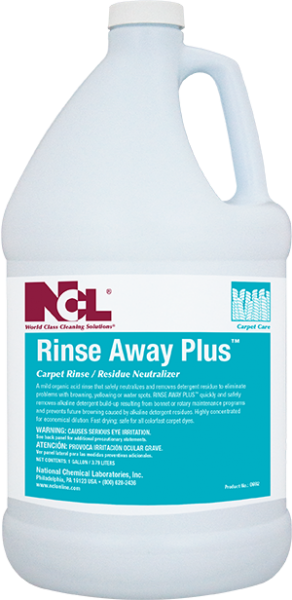 Rinse Away Plus Products Ncl