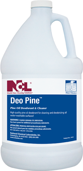 Deo Pine Products Ncl