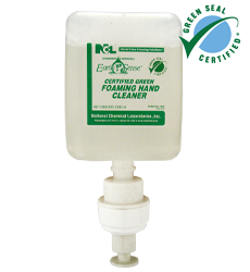 Earth Sense® - Earth Sense® Certified Green Foaming Hand Cleaner;